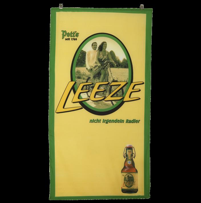 Fahne Fez & Leeze
