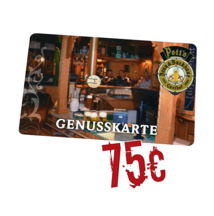 Genießer-Karte 75