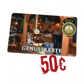 Genießer-Karte 50
